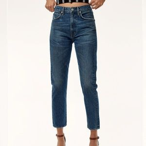 Citizens of Humanity Dree Crop Trophy Jeans👖